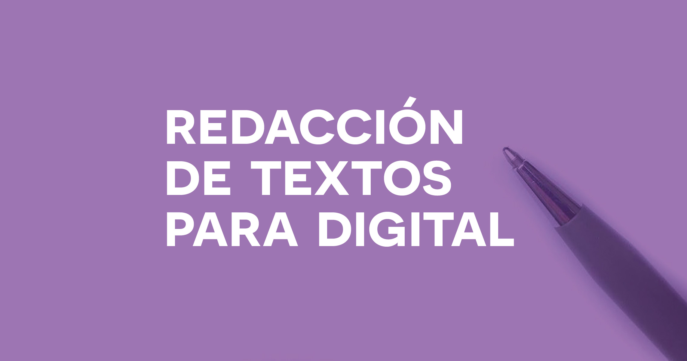 BP - redaccion de textos para digital