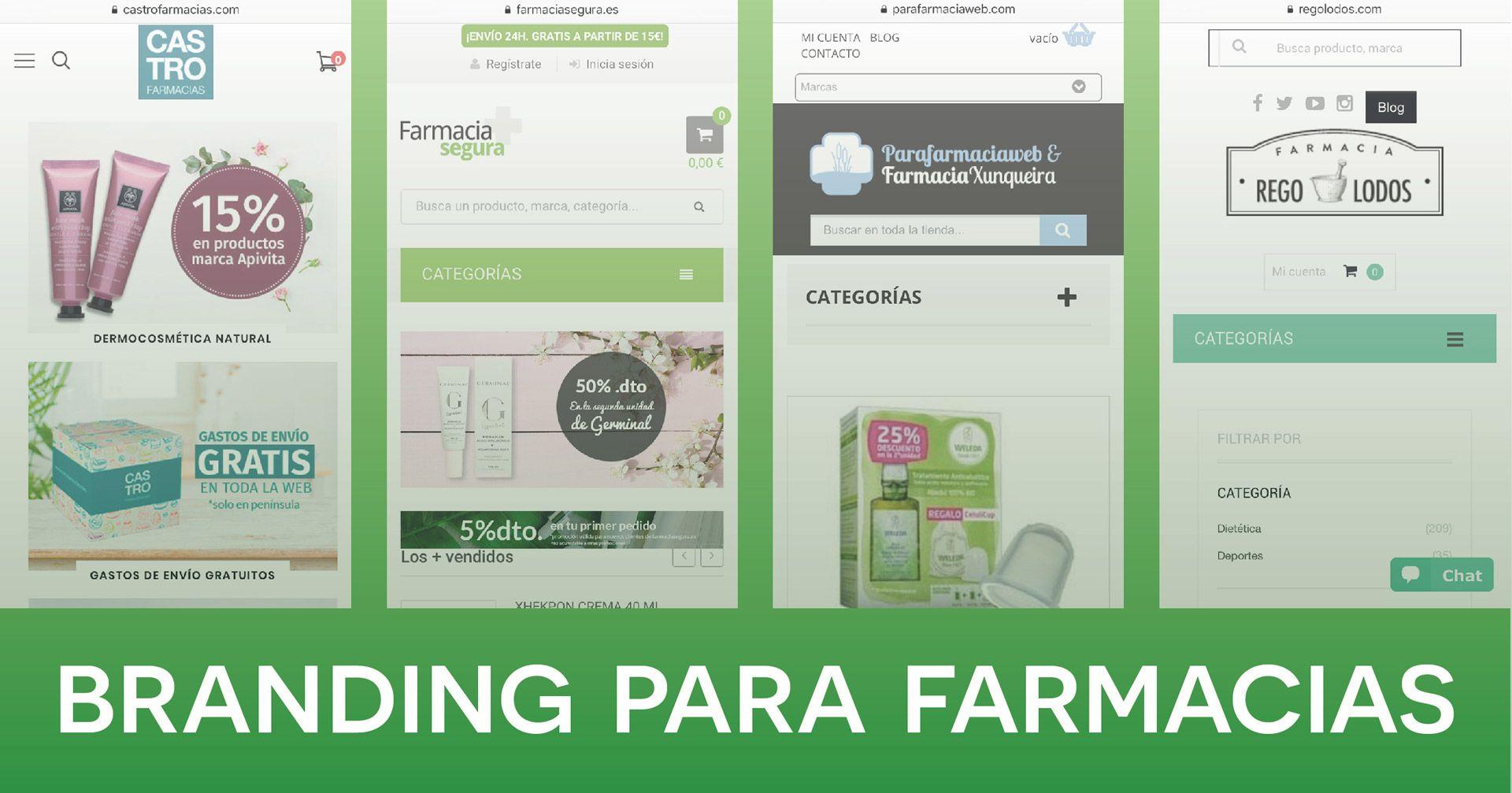 Branding para farmacias