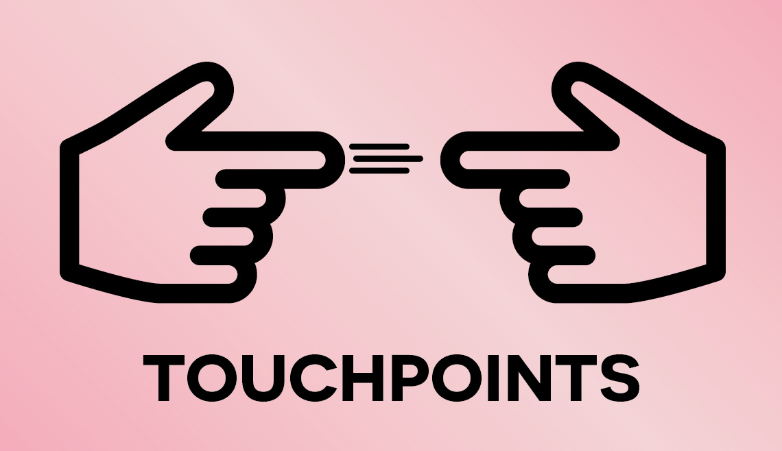 BP-touchpoints