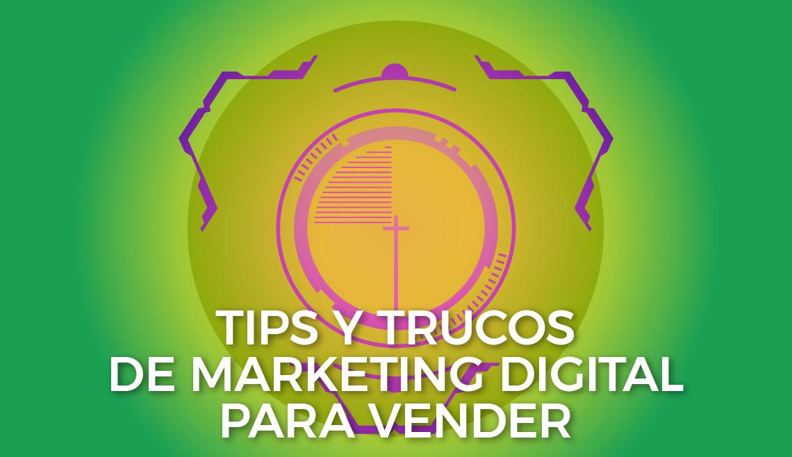 4 trucos de marketing para vender