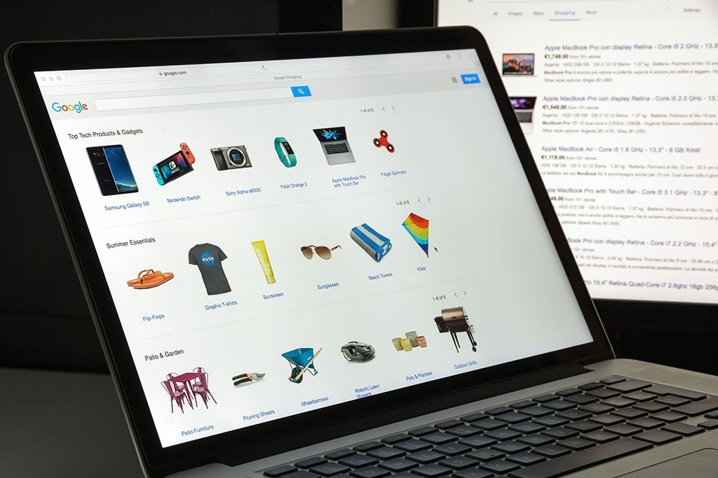 Trucos para vender en Google Shopping