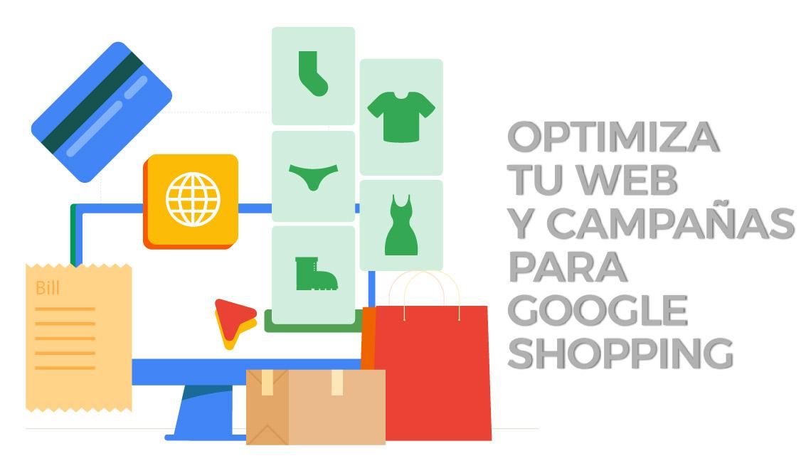 Cómo optimizar campañas de Shopping