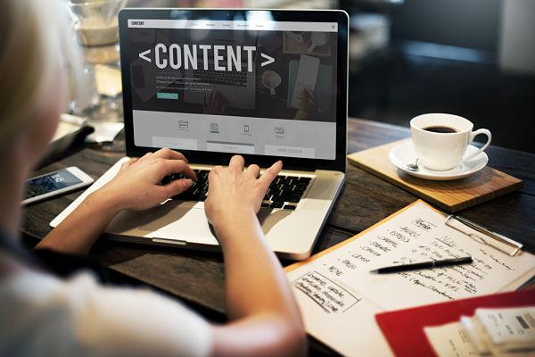 Crear contenido de calidad es esencial para hacer SEO
