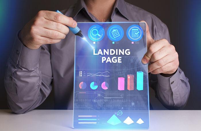 Crear una landing page perfecta en 4 claves